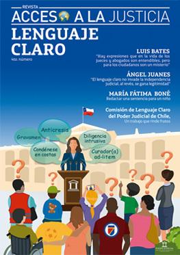 Revista Acceso a la Justicia Nº 4 Lenguaje Claro