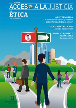 Revista Acceso a la Justicia Nº 3 Ética