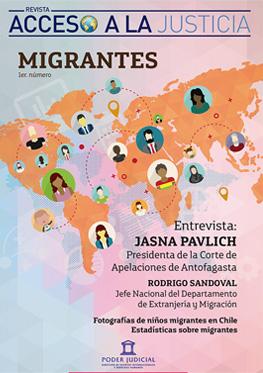 Revista Acceso a la Justicia Nº 1 Migrantes