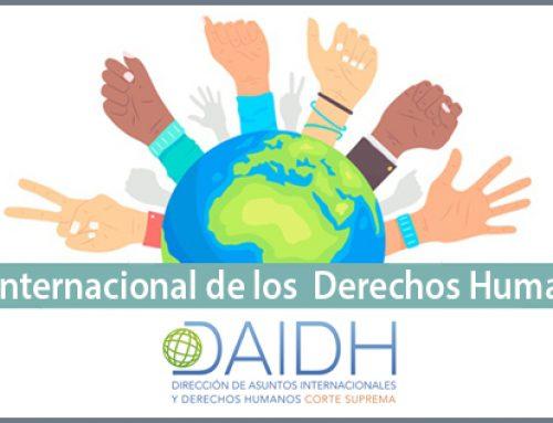 10/12/2020: Día de los Derechos Humanos