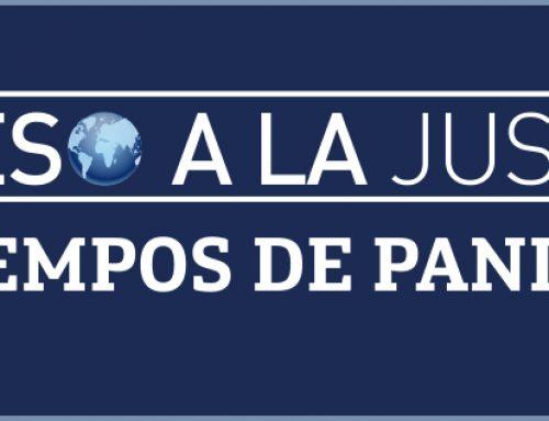 01/03/2021:  Nuevo número de la Revista Acceso a la Justicia destaca exitosas iniciativas para enfrentar la pandemia en el ámbito judicial