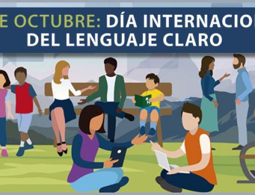 13/10/2021: Poder Judicial recuerda el Día Internacional del Lenguaje Claro